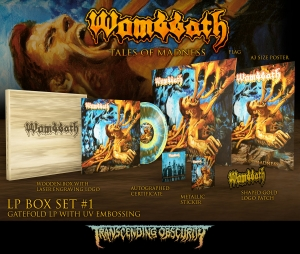 Pre-Order: Tales of Madness Wooden LP Box Set