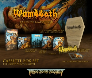Pre-Order: Tales Of Madness Coffin Box Set