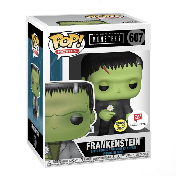 Frankenstein (Glow) Pop! Vinyl Figure
