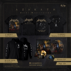 Pre-Order: Saint Desecration Collector's Bundle