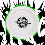 Logo Glow In Dark Frisbee