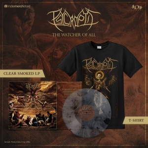 The Watcher of All Tee + Smoke LP Bundle