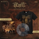 Pre-Order: The Watcher of All Tee + Smoke LP Bundle