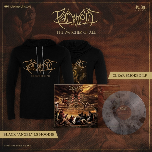 The Watcher of All Longsleeve + Smoke LP Bundle