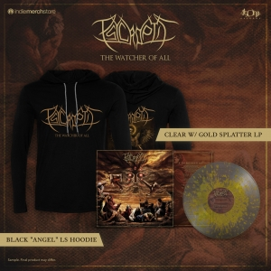 The Watcher of All Longsleeve + Splatter LP Bundle