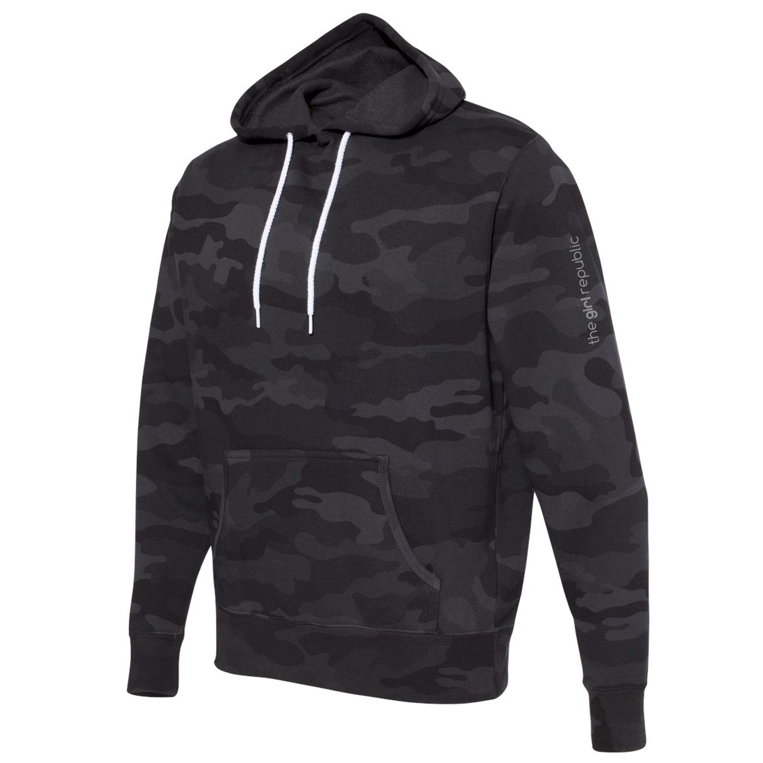 Embroidered Logo Camo (Unisex)