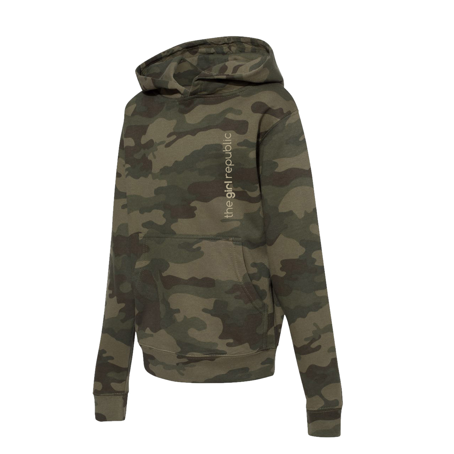 Logo Camo (Youth)