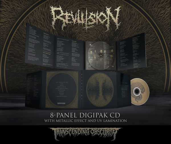 Revulsion Digipak
