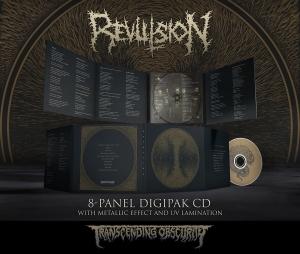 Pre-Order: Revulsion Digipak