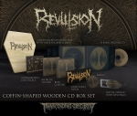 Pre-Order: Revulsion Wooden Coffin Box