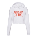 Montreal Cropped Hoodie