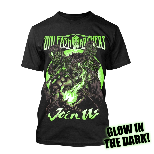 Soulbound (glow ink)