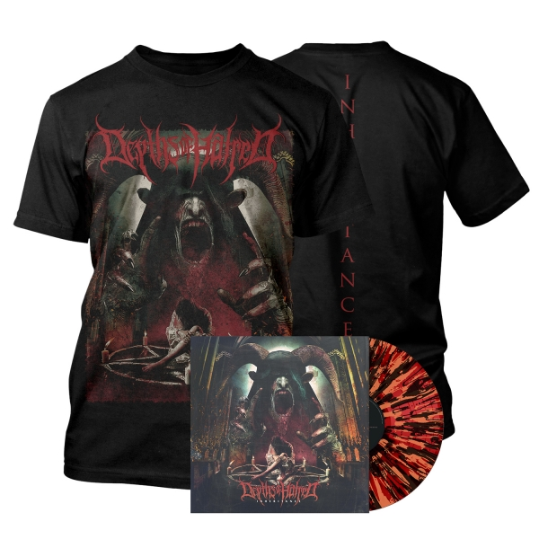 Inheritance LP/Tee Bundle