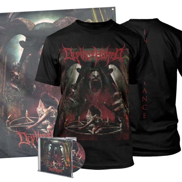 Inheritance CD/Tee/Flag Bundle