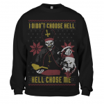Pre-Order: Hell Chose Me