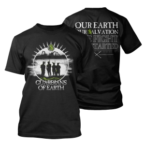 Pre-Order: Guardians Of Earth