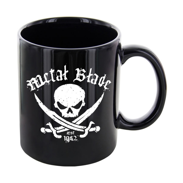 Pirate Logo Mug - Black