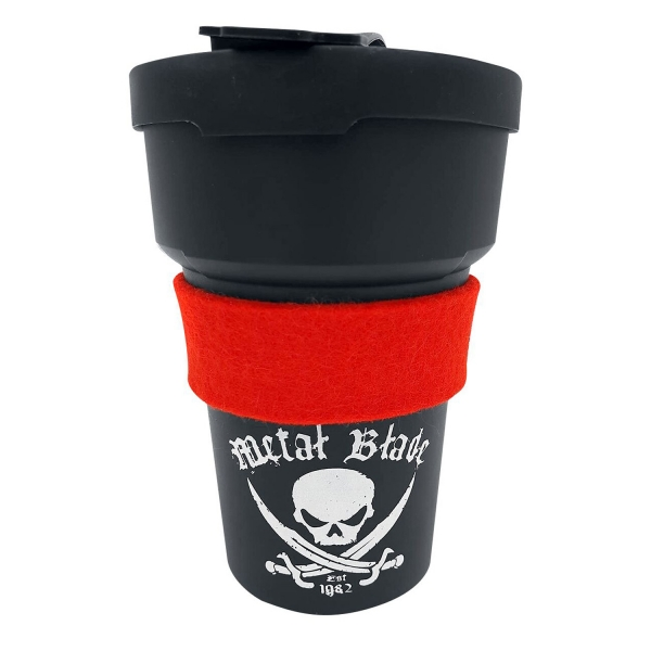 Pirate Logo (To Go Mug - Red)
