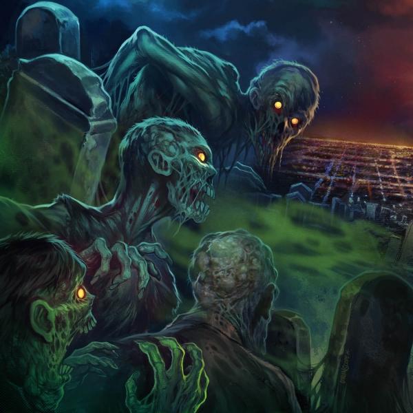 Grave Old World