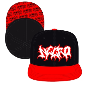 Graffiti Death Metal (Black/Red)