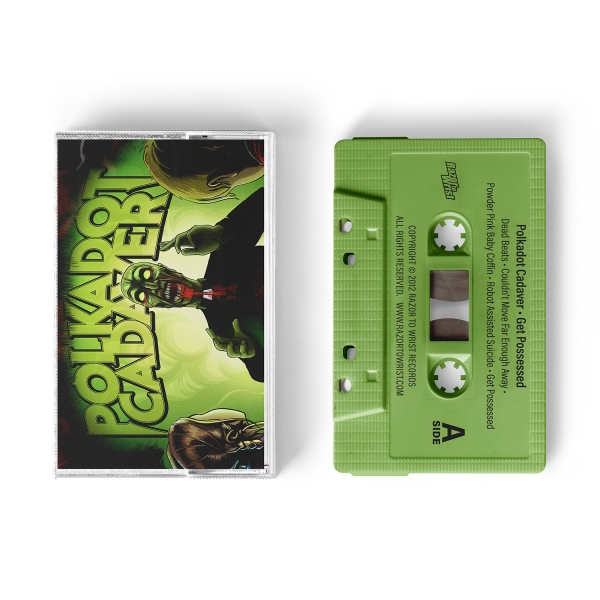 Get Possessed Cassette / Wallet Bundle