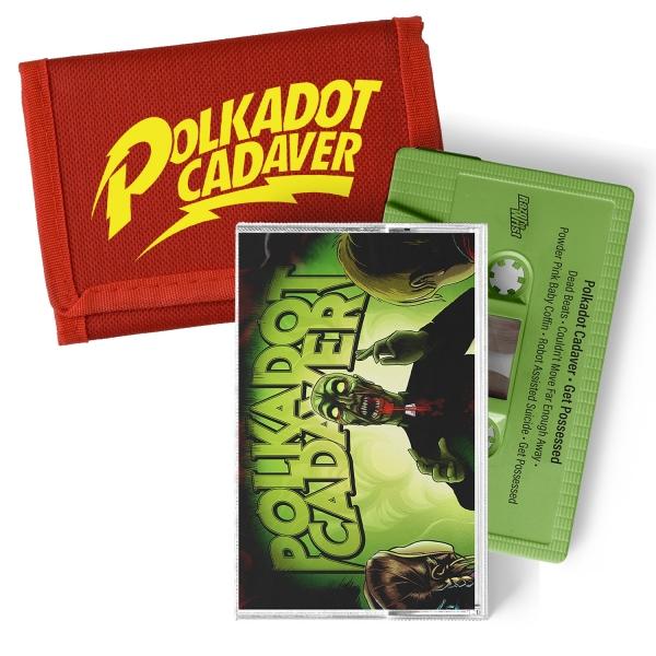 Get Possessed Cassette / Wallet Bundle