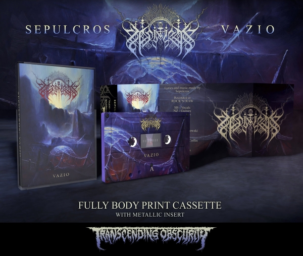 Vazio Full-Body Print Cassette
