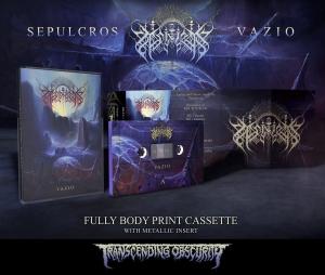 Pre-Order: Vazio Full-Body Print Cassette