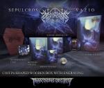 Pre-Order: Vazio Wooden Coffin Shaped CD Box Set