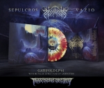 Pre-Order: Vazio Gatefold LP with Metallic Effect and UV Embossing