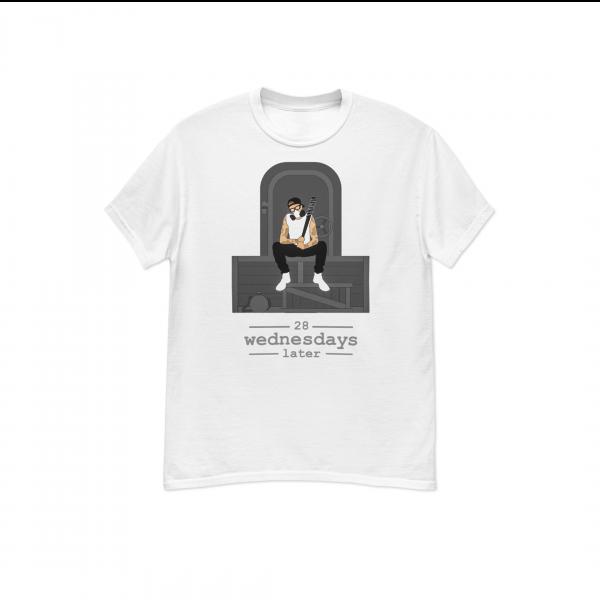 28 Wednesdays Later T-shirt