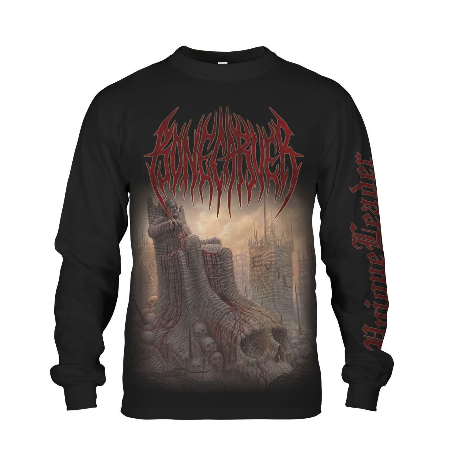 Evil CD + Longsleeve Bundle