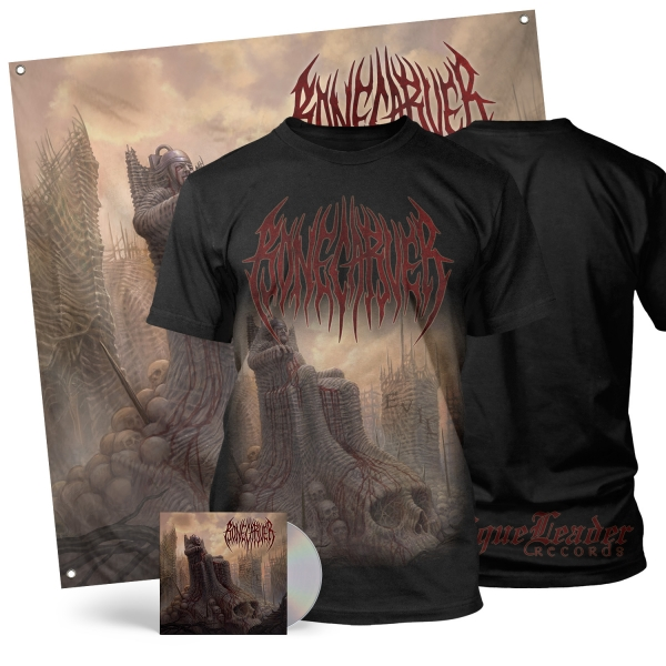 Evil CD + Tee Bundle