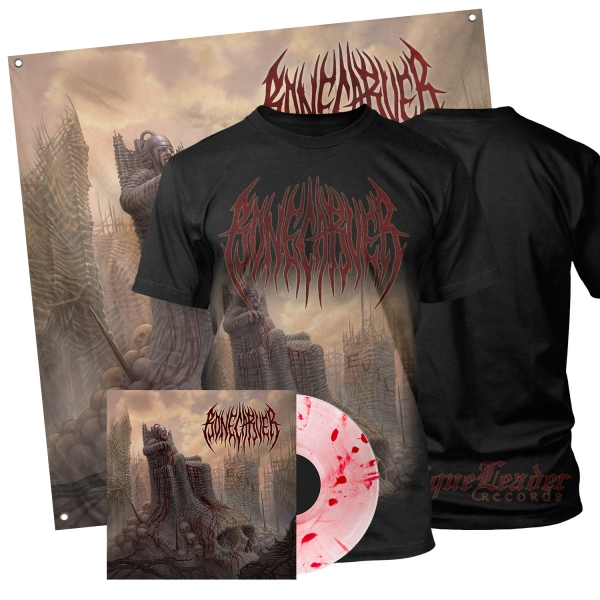 Evil LP + Tee Bundle