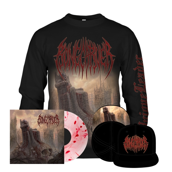 Evil LP + Longsleeve Bundle