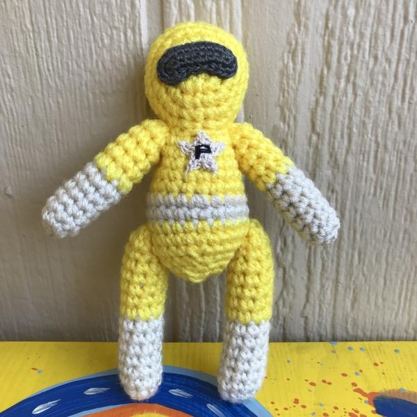 Crochet Peelander-Z