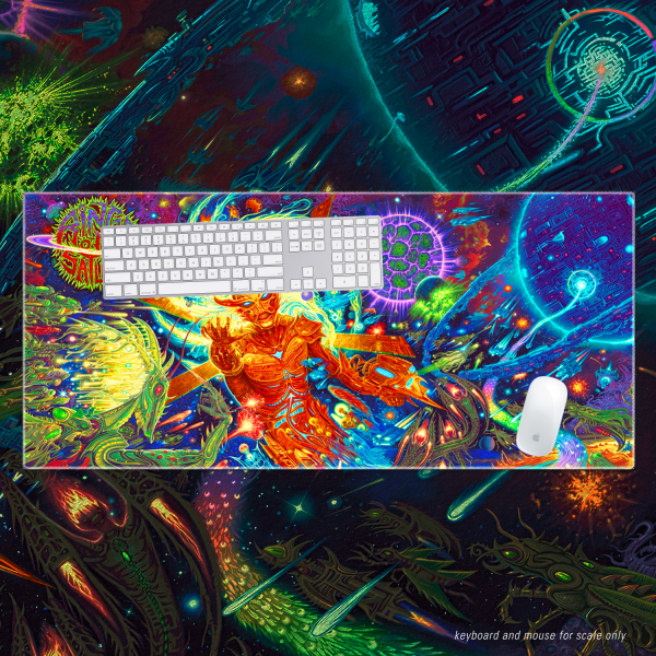 Lugal Ki En Variant Extended Gaming Mouse Pad