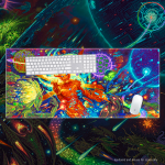 Pre-Order: Lugal Ki En Variant Extended Gaming Mouse Pad