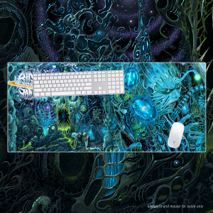 Pre-Order: Dingir Extended Gaming Mouse Pad