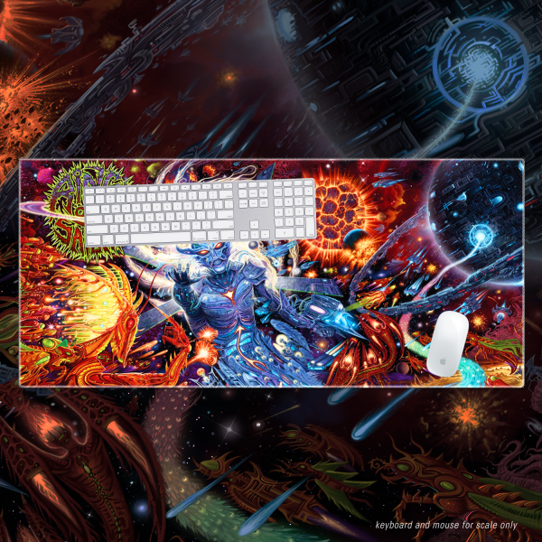 Lugal Ki En Extended Gaming Mouse Pad