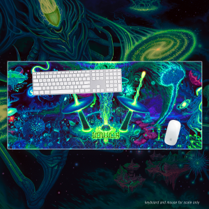 Ultu Ulla Variant Extended Gaming Mouse Pad