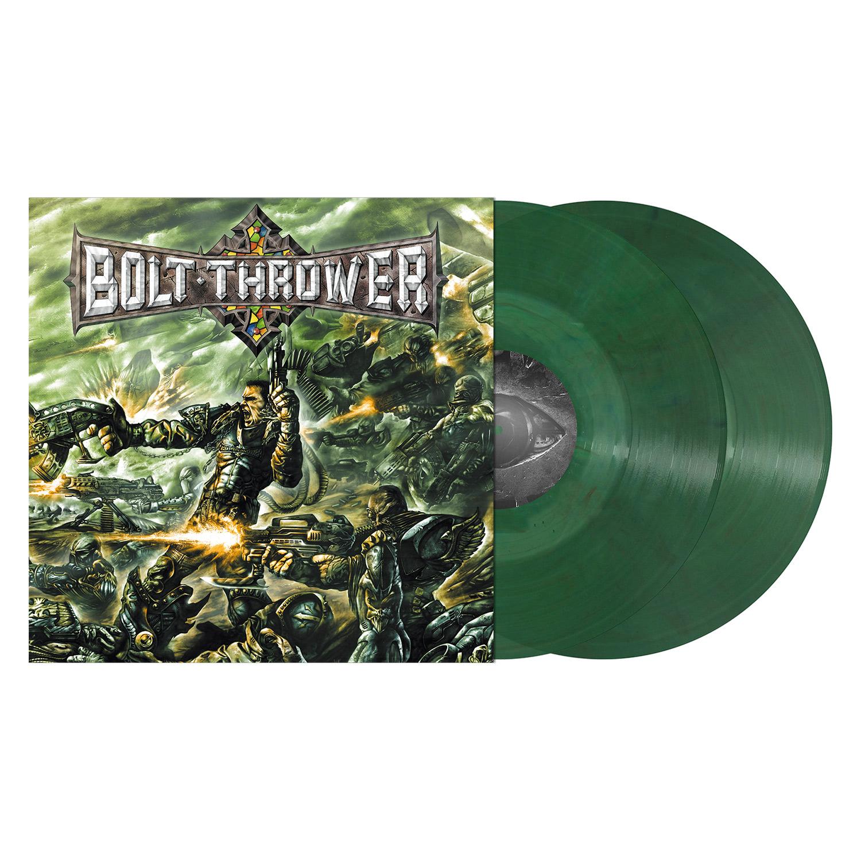 Honour Valour Pride (Armory Green Marbled Vinyl)