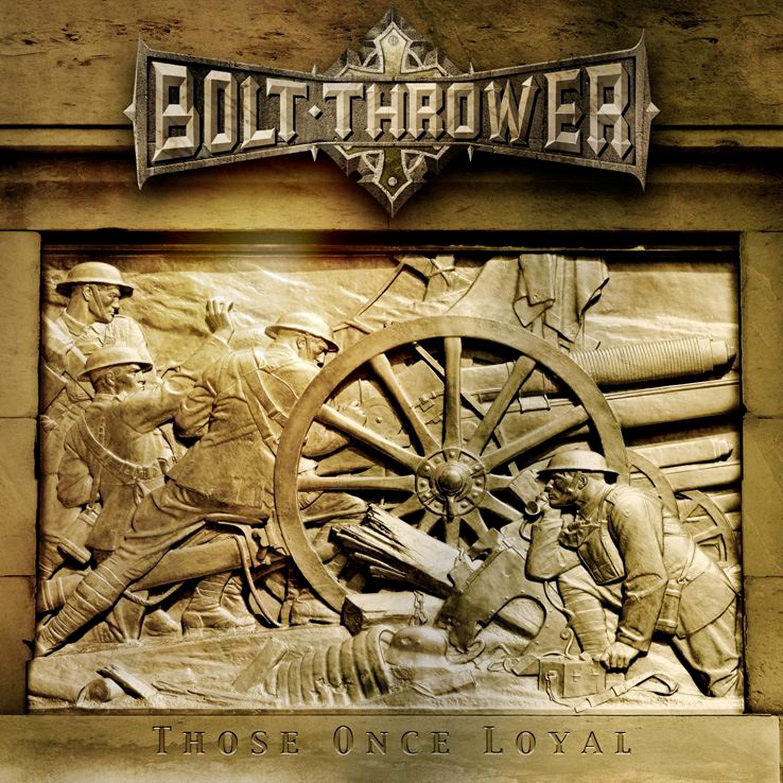 Those Once Loyal (Oakwood Brown Marbled Vinyl)