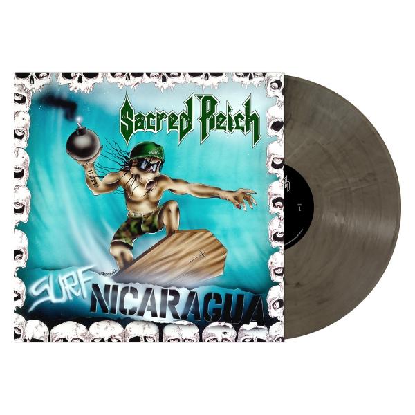 Surf Nicaragua (Smoke Vinyl)