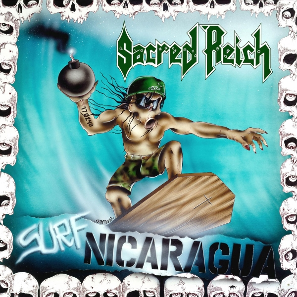 Surf Nicaragua (Splatter Vinyl)