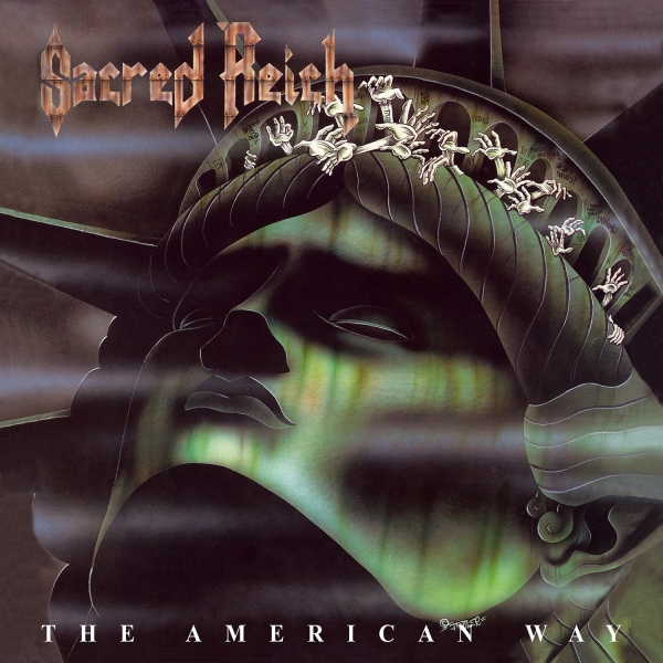 The American Way (Marbled Vinyl)