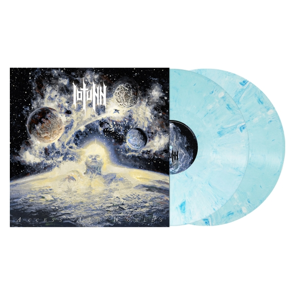 Access All Worlds (Uranus Marbled Vinyl)
