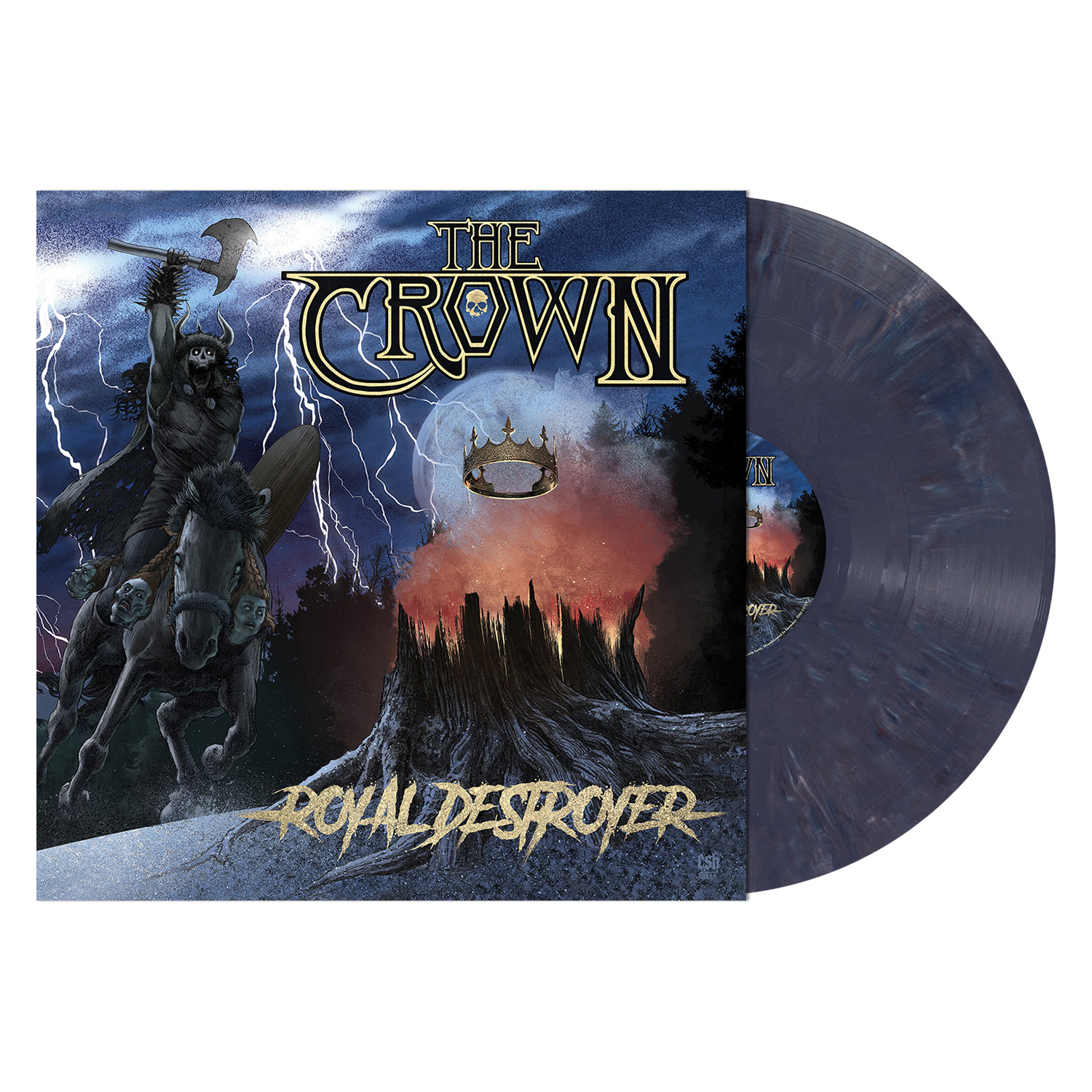 Royal Destroyer (Marbled Vinyl)