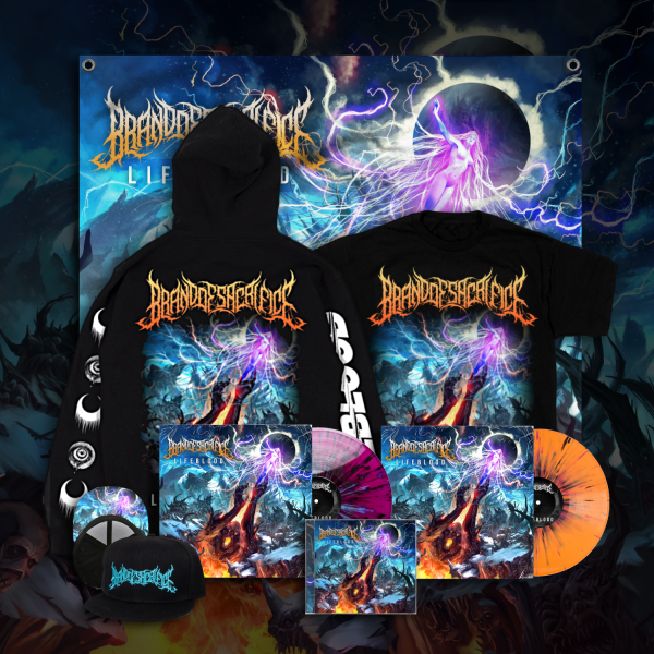 LIFEBLOOD Collector's Bundle 2nd Press