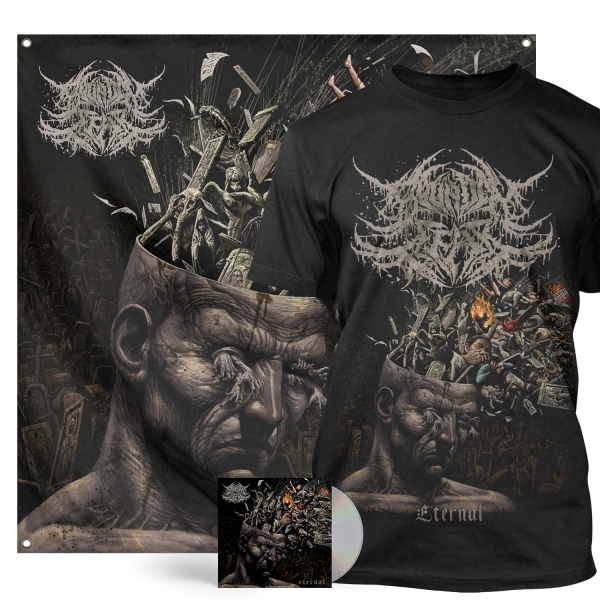 Eternal CD + Tee Bundle